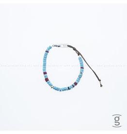 Zag Bijoux Zag Bijoux Beach Bracelet Turquoise