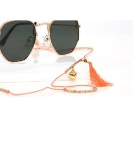 Sunny Cords McTassel ★ SUNNY CORDS Oranje Goudkleurig