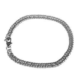 Kalli Kalli Bracelet 2514 Gourmet Zilverkleurig
