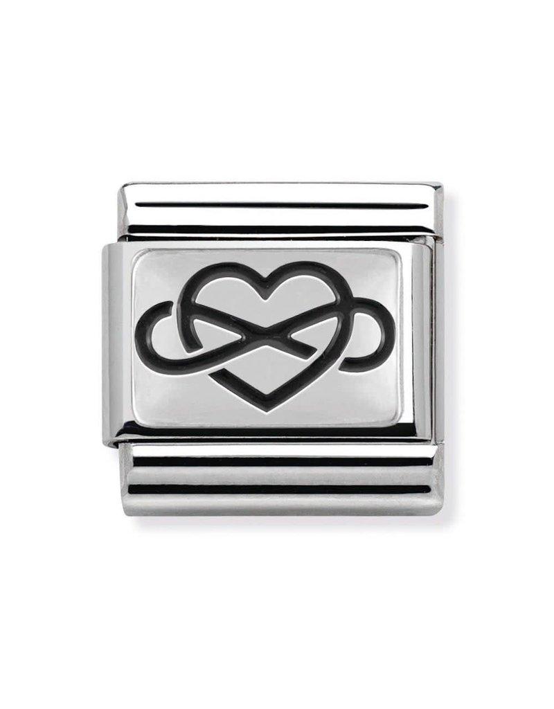 Nomination Nomination Link 330102/05 Infinity Heart