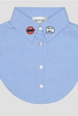 Pinned by K Pinned by K Collar Bibi Text L/XL
