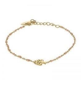 Kalli Kalli Bracelet 2588 Tree Of Life Pink Beads