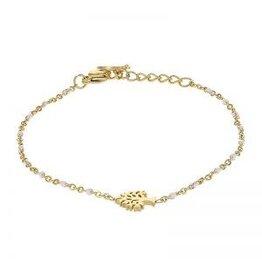 Kalli Kalli Bracelet 2588 Tree Of Life White Beads