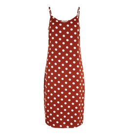 Pieces Pieces PC Kamira Printed Slip Dress Picante