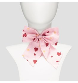 Pinned by K Pinned by K Choker Bowtie Pink