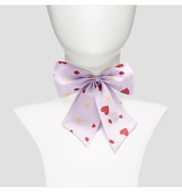 Pinned by K Pinned by K Choker Bowtie Purple