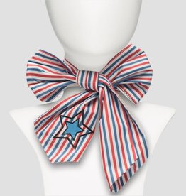 Pinned by K Pinned by K Bow Stripe Star