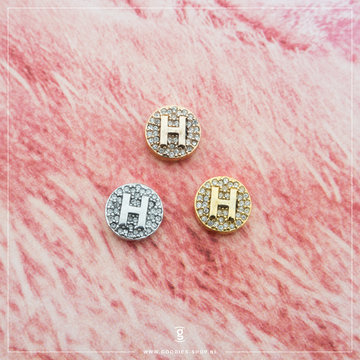 Imotionals Imotionals Hanger Crystal Letter H