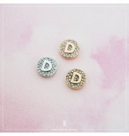 Imotionals Imotionals Hanger Crystal Letter D
