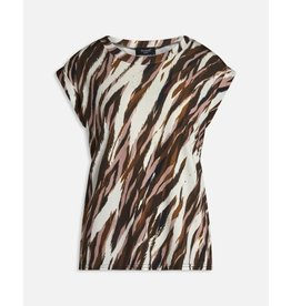 Sisters Point SisterSpoint Low T-shirt Black/Lion/Rose