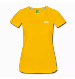 Zeeuwse Shirts Zeeuwse T-Shirt Geel