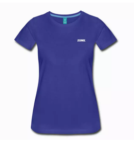 Zeeuwse Shirts Zeeuwse T-Shirt Blauw