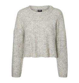 Noisy May Noisy May NM Allum Knit Grey