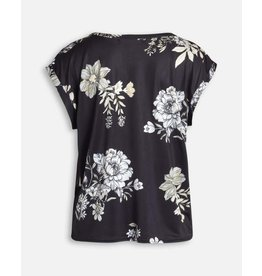 Sisters Point Sisters Point Low Shirt Black/Flower