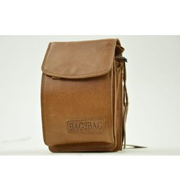 Bag 2 Bag Bag2Bag Yuka Cognac