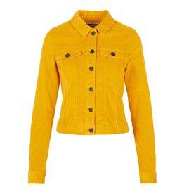 Noisy May Noisy May NM Ada  Corduroy Jacket Golden Rod