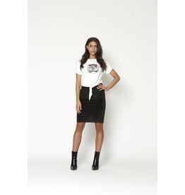 Lofty Manner Lofty Manner Zandra Skirt Black