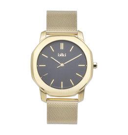 iKKi Horloges Ikki VC03 Gold/Black