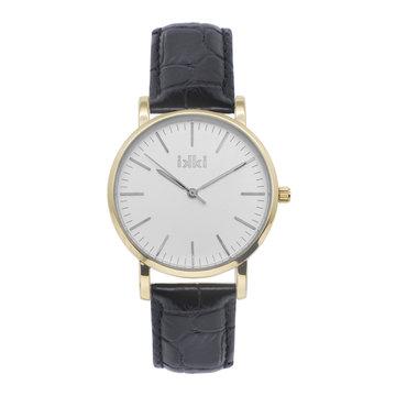 iKKi Horloges Ikki Jamy JM11 Black/Gold