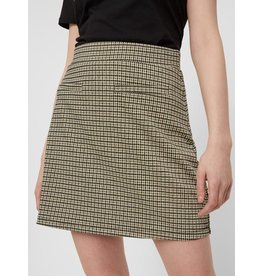 Pieces Pieces PC Huberta HW Skirt Toasted Coconut