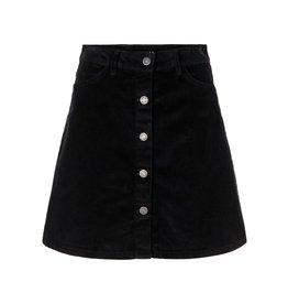 Noisy May Noisy may NM Sunny Corduroy Skirt Black