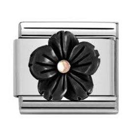 Nomination Nomination Link 430510/01 Flower Onyx