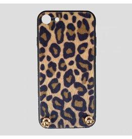 Pinned by K Pinned by K Iphone Telefoonhoesje Luipaardprint