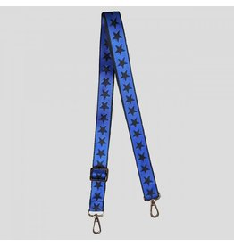 Pinned by K Pinned by K Strap Stars Blue
