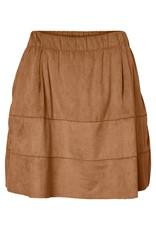 Noisy May Noisy May NM Lauren Skirt Tobacco Brown
