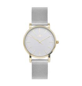 iKKi Horloges Ikki RSE03 Silver/Gold