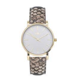 iKKi Horloges Ikki JM18 Brown Python/Gold