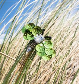 Pinned by K Pinned by K Green Bee Diamond (one piece)