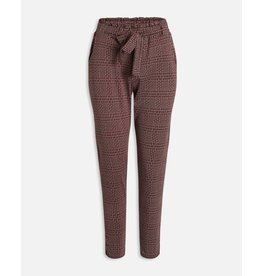 Sisters Point Sisters Point Cen Pantalon Red/Check