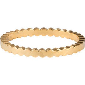 Charmin*s Charmin's R701 Basic Crown Gold Steel
