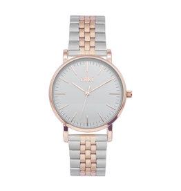 iKKi Horloges Ikki JM21 Zilverkleurig/Rosé B