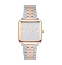 iKKi Horloges Ikki TE15 Zilverkleurig/Rosé B