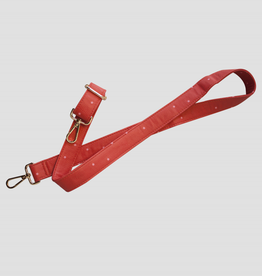 Pinned by K Pinned by K Strap Red Pink Stardust