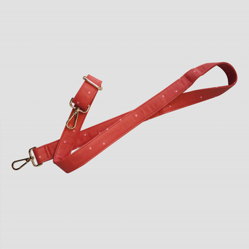 Pinned by K Pinned by K Strap Met Sterren Rood
