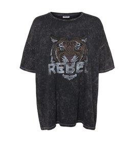 Noisy May Noisy May Oversized T-shirt Rebel Tijger