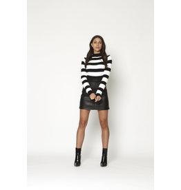 Lofty Manner Lofty Manner Skirt Rozalin Black