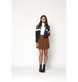 Lofty Manner Lofty Manner Skirt Joseline Brown