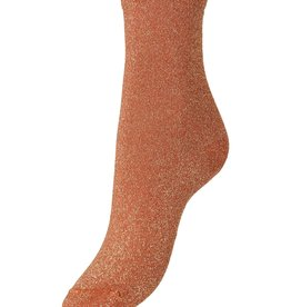 Pieces Pieces PC Sebby Glitter Long Socks Gold Color