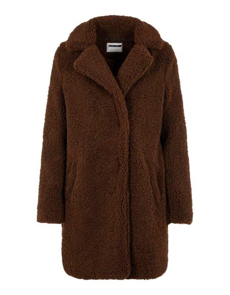 Noisy May Noisy May NM Gabi Jacket Fondue Fudge