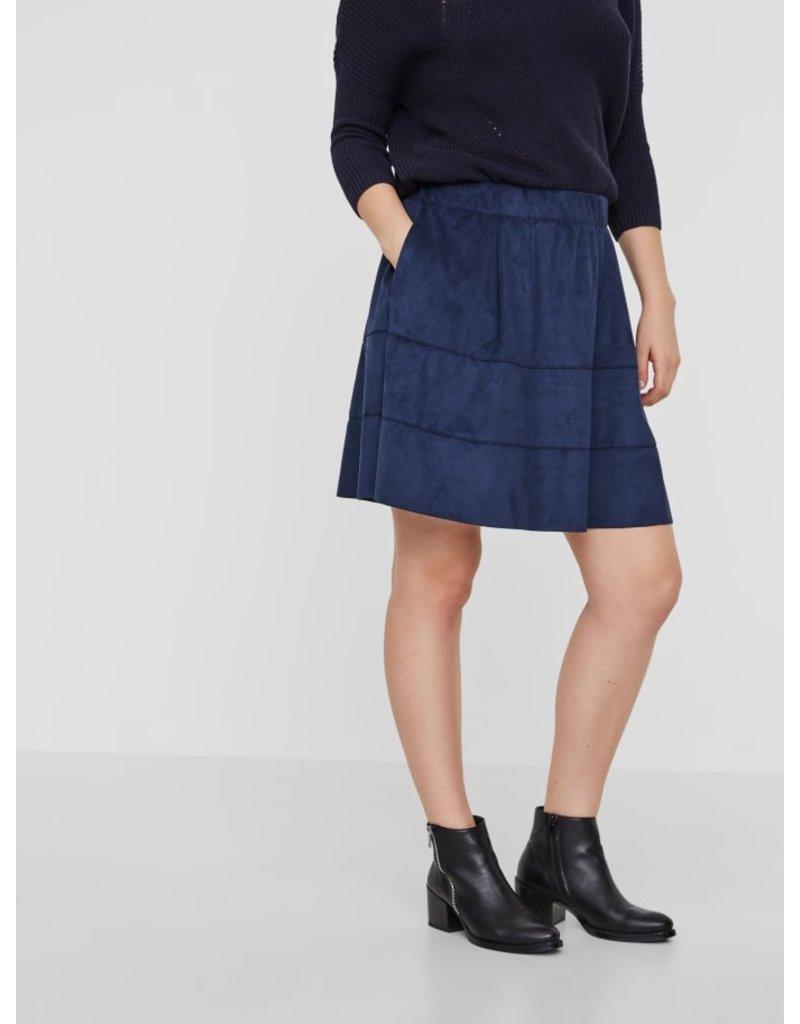 Noisy May Noisy May NM Lauren Skirt Blue