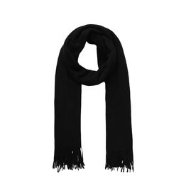 Pieces Pieces PC Jira Wool Scarf Black