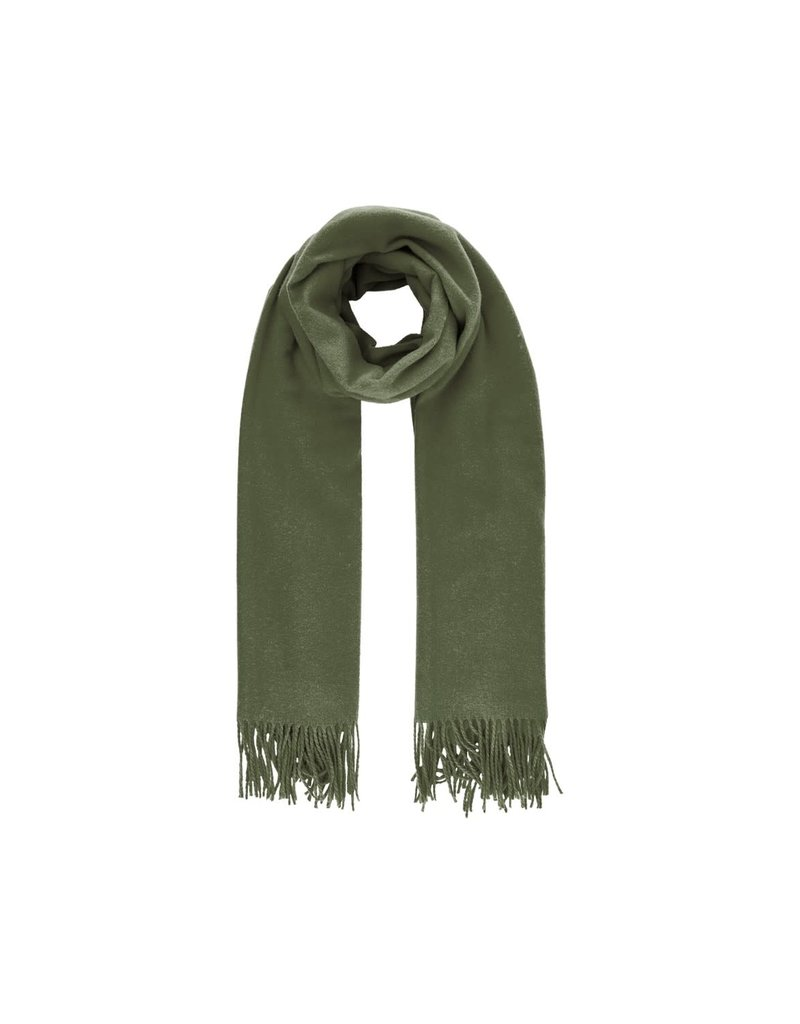 Pieces Pieces PC Jira Wool Scarf Forest Night