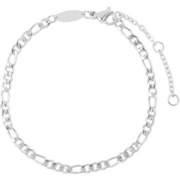 Charmin*s Charmin's CB46 Figaro Bracelet Shiny Steel