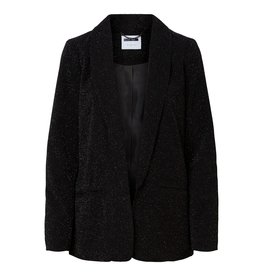 Noisy May Noisy May NM Shae Blazer Black Detail Silver
