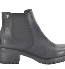 Fabs Shoes Fabs Chelsea Boots Zwart