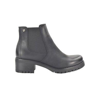 Fabs Shoes Fabs Shoes Enkellaars Zwart